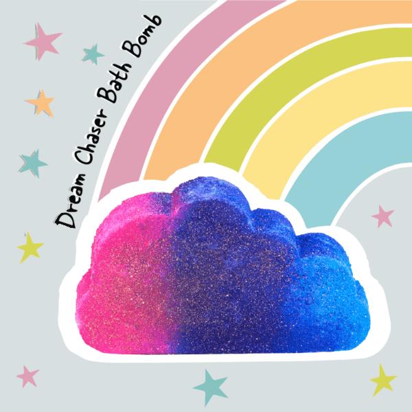 Multi-Colored Bath Bomb