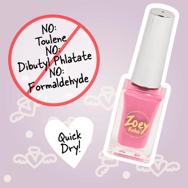 Nail Polish - Radiantly Rosy