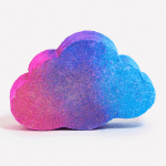 Multi-colored Bath Bomb - Dreamchaser