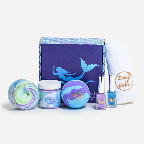 Collection Box - Mermaid