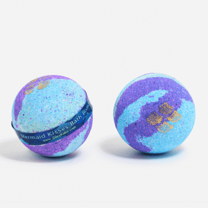 Multi-Colored Bath Bomb - Mermaid Kisses