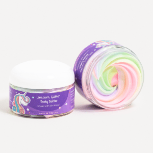 Swirl Body Butter - Unicorn Glitter