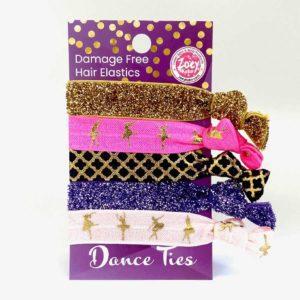 Hair Ties - Dance Ties