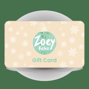 Zoey Koko Gift Card