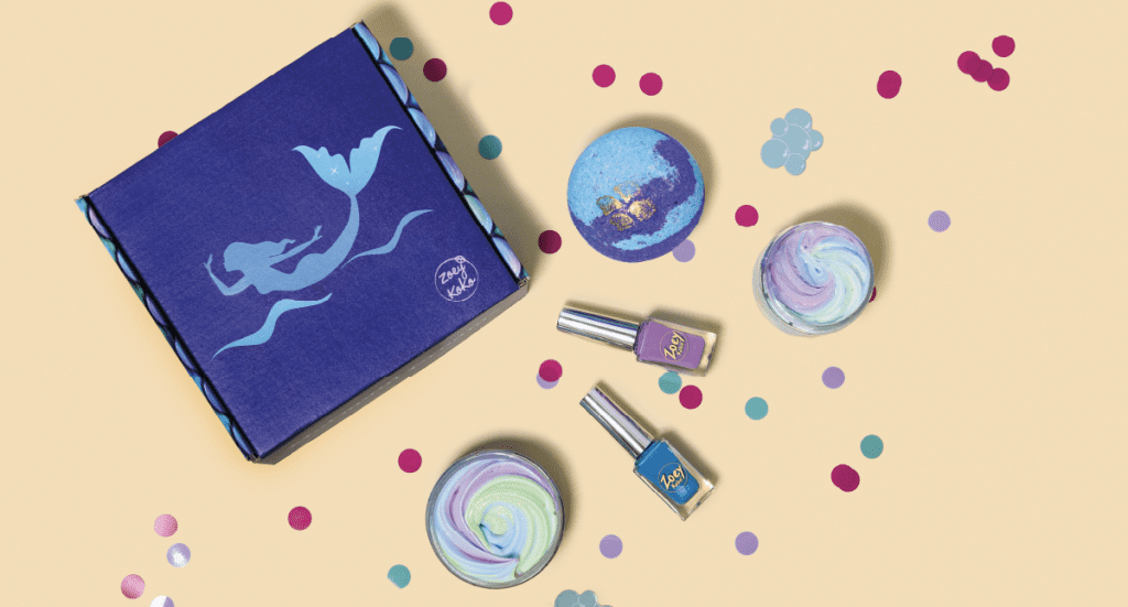 Zoey Koko Unicorn Gift Set