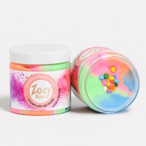 Sugar Scrub - Rainbow Sherbet