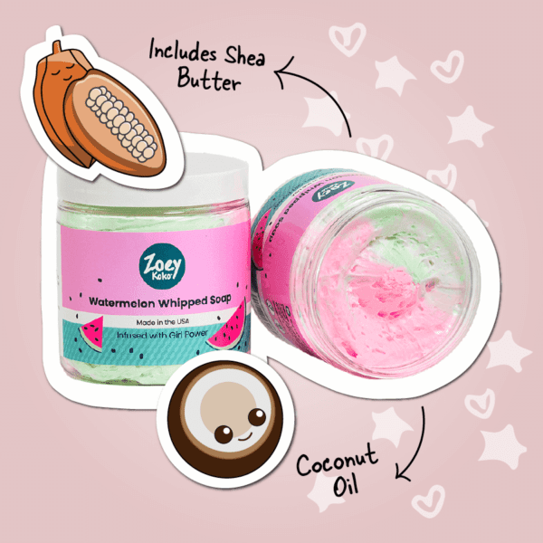 Whipped Soap - Watermelon