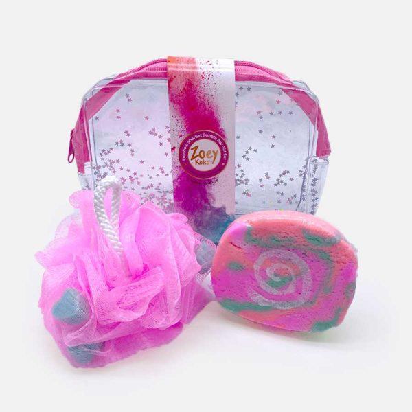 Gift Set - Rainbow Sherbet Bubble Bar