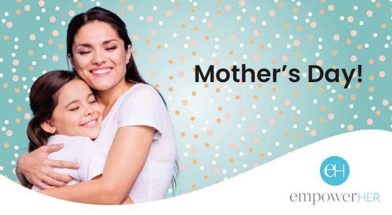 MomsDay-Mothers Day Website Banner Option 1